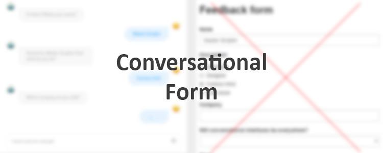 Conversational Form