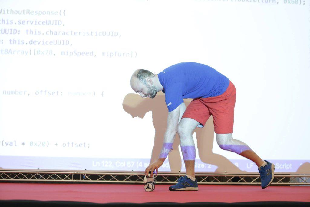 Sebastian Witalec Bluetooth NaitveScript